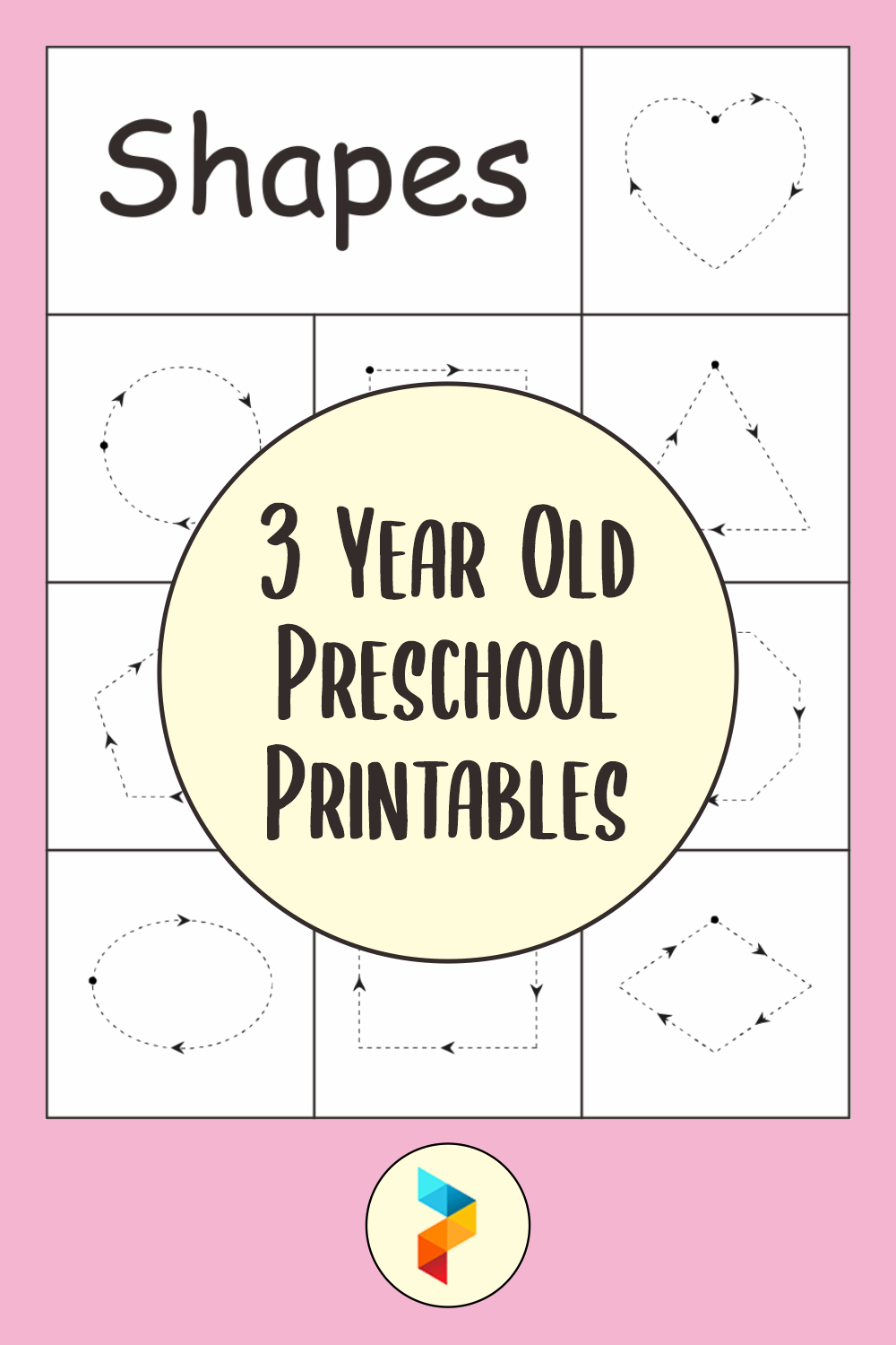 8 Best 3 Year Old Preschool Printables - printablee.com