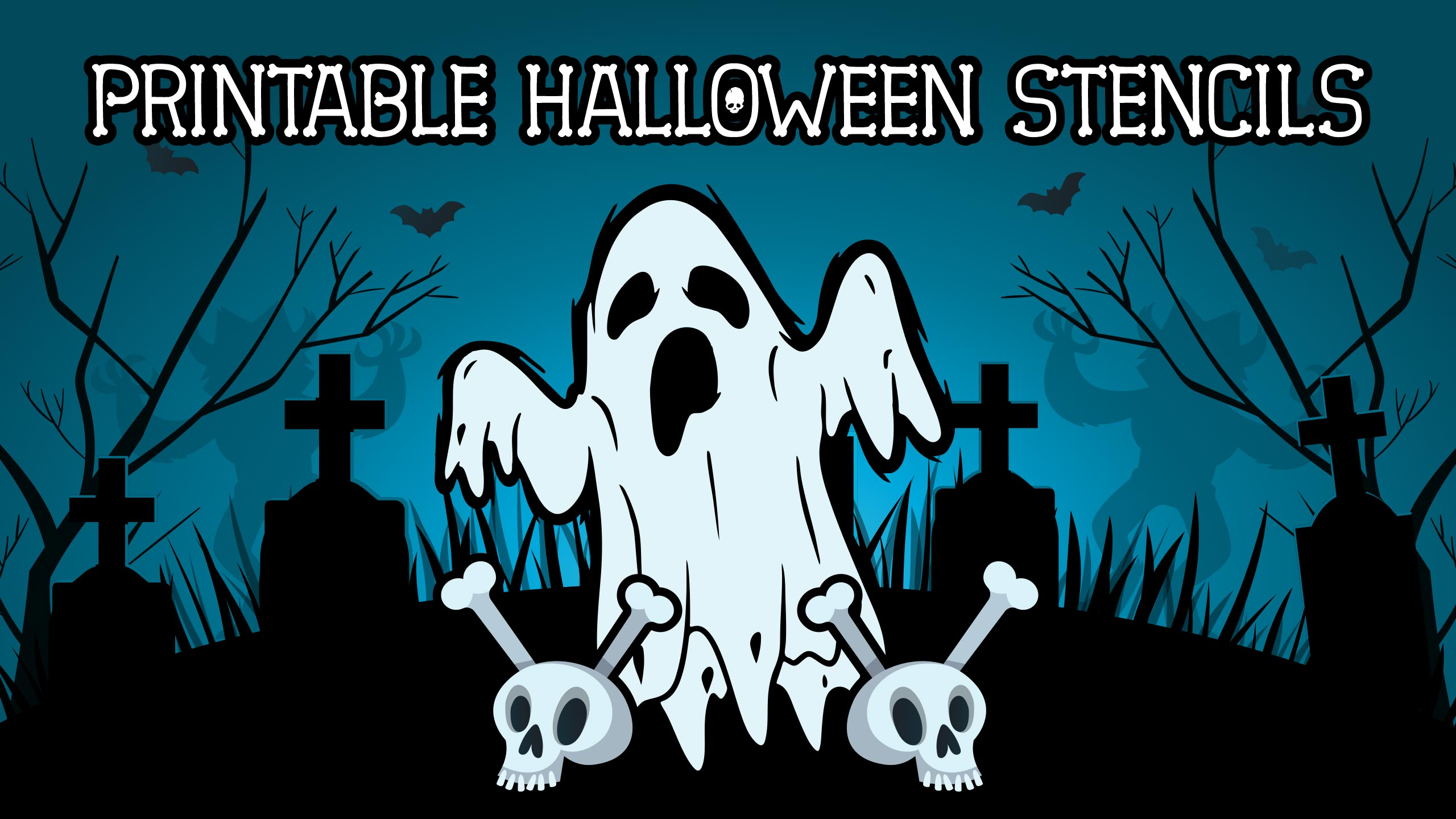 Printable Halloween Stencils