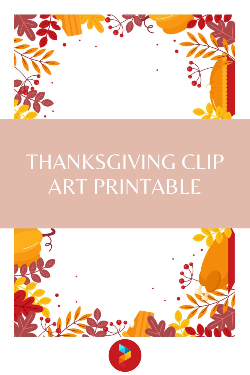 Thanksgiving Clip Art Printable